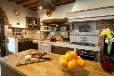 Villa Sara, Location Villa à Lucignano - Photo 15 / 38