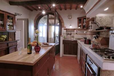 Villa Sara, Location Villa à Lucignano - Photo 18 / 38