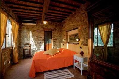 Villa Sara, Location Villa à Lucignano - Photo 20 / 38