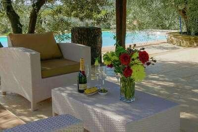 Villa Sara, Location Villa à Lucignano - Photo 29 / 38