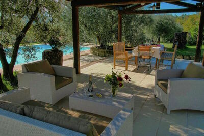 Villa Sara, Location Villa à Lucignano - Photo 30 / 38