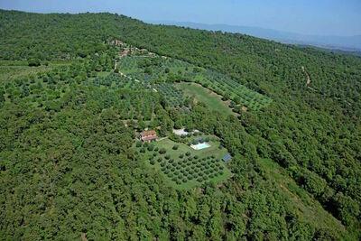 Villa Sara, Location Villa à Lucignano - Photo 36 / 38