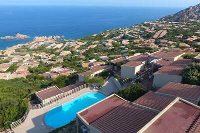 Belle maison de vacances au Costa Paradiso près de la mer