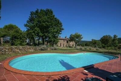 Maison de vacances avec piscine à Monterotondo Toscane