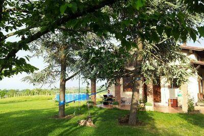 Séjour à la ferme avec piscine à Santa Maria, Lombardie