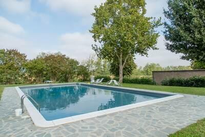 Villa luxueuse avec piscine à Borghetto
