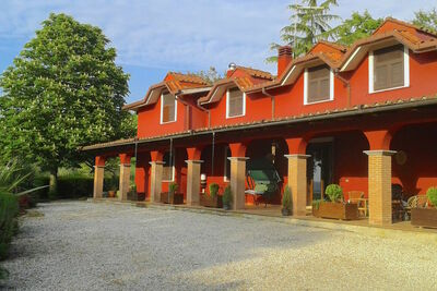 Maison de vacances avec piscine privée à Torrita Tiberina