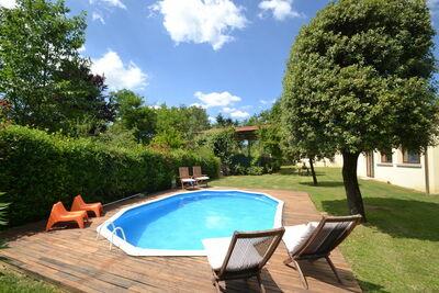 Maison de vacances cosy à Arezzo (Italie) avec piscine