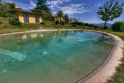 Cottage moderne avec piscine à Graffignano en Italie