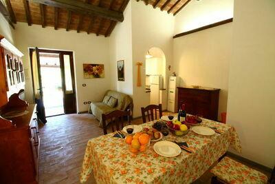 Agritourisme de charme à Bagnoregio en Italie avec piscine