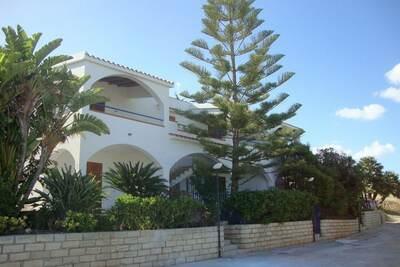 Jolie maison de vacances à Sciacca, Sicile. Terrasse privée