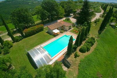 Villa Fiorella Cinque, Location Villa à San Venanzo - Photo 6 / 28