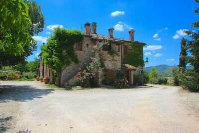 Villa Fiorella Cinque, Location Villa à San Venanzo - Photo 7 / 28