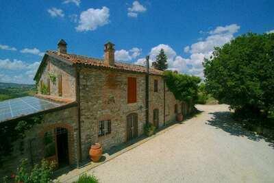 Villa Fiorella Cinque, Location Villa à San Venanzo - Photo 9 / 28