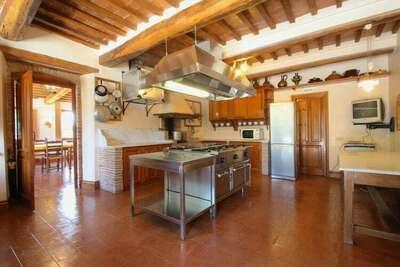 Villa Fiorella Cinque, Location Villa à San Venanzo - Photo 12 / 28