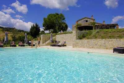 Villa Allegra, Location Villa à Allerona - Photo 1 / 24