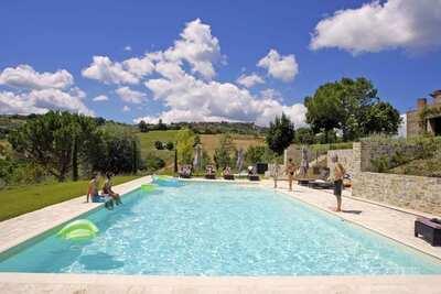 Villa Allegra, Location Villa à Allerona - Photo 7 / 24