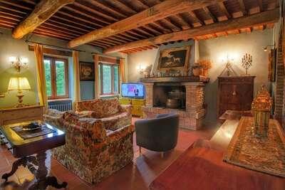 Villa La Palazzeta, Location Villa à Ficulle - Photo 3 / 30