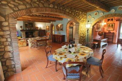 Villa La Palazzeta, Location Villa à Ficulle - Photo 4 / 30