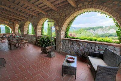 Villa La Palazzeta, Location Villa à Ficulle - Photo 5 / 30