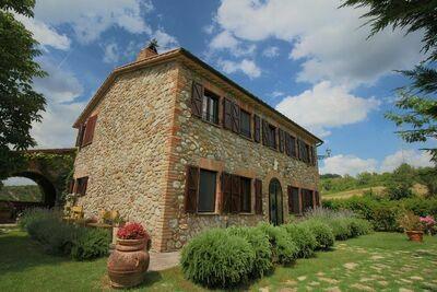 Villa La Palazzeta, Location Villa à Ficulle - Photo 6 / 30