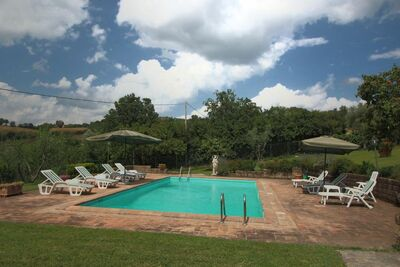 Villa La Palazzeta, Location Villa à Ficulle - Photo 7 / 30