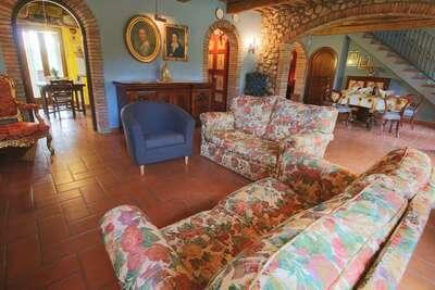 Villa La Palazzeta, Location Villa à Ficulle - Photo 9 / 30