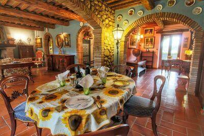 Villa La Palazzeta, Location Villa à Ficulle - Photo 12 / 30