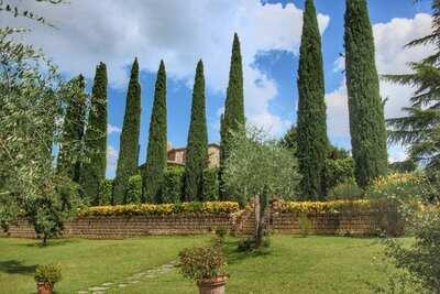 Villa La Palazzeta, Location Villa à Ficulle - Photo 23 / 30
