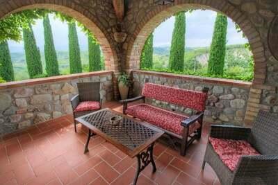 Villa La Palazzeta, Location Villa à Ficulle - Photo 25 / 30