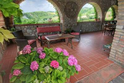 Villa La Palazzeta, Location Villa à Ficulle - Photo 26 / 30