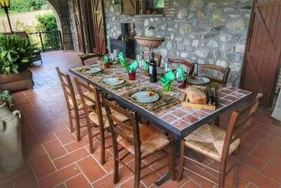 Villa La Palazzeta, Location Villa à Ficulle - Photo 28 / 30