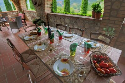 Villa La Palazzeta, Location Villa à Ficulle - Photo 29 / 30
