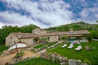 Villa Mezzeria, Location Villa à Guardea - Photo 6 / 40
