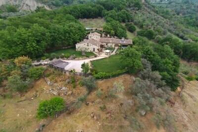 Villa Mezzeria, Location Villa à Guardea - Photo 9 / 40