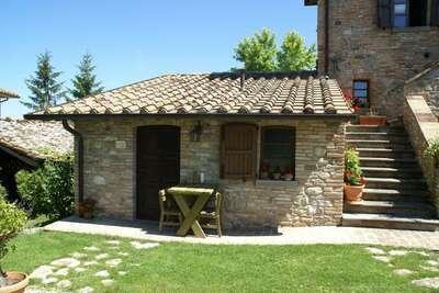 Joli appartement rural près des collines de Montone Umbria