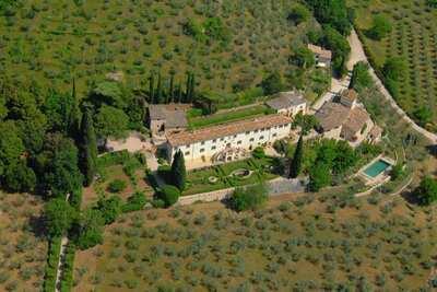 Maison de vacances confortable à Poreta Italie avec piscine