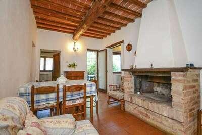 Ferme cosy avec piscine à Castiglione del Lago