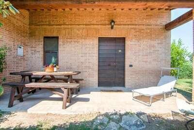 Grande ferme avec piscine à Castiglione del Lago