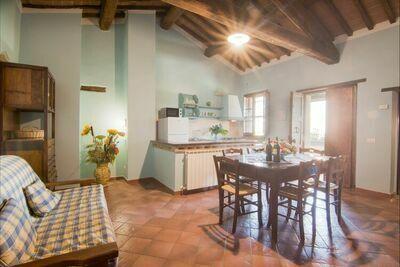 Ferme confortable avec piscine à Castiglione del Lago