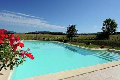 Superbe ferme à Passignano avec piscine