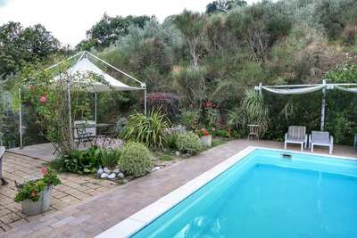 Gîte accueillant avec piscine à Bettona