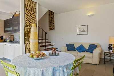 Maison de vacances moderne près de la mer à Bosa, Sardaigne