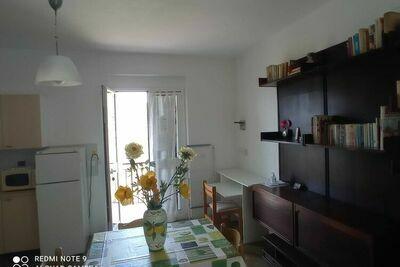 Maison de vacances confortable à Moneglia avec jardin