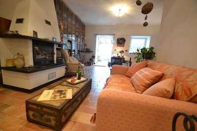 Charmante villa avec terrasse dans la Riviera Liguria
