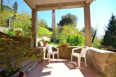 Maison de vacances cosy avec terrasse à Rio