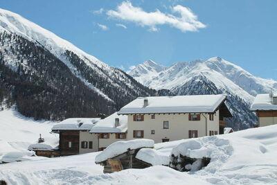 Maison de vacances à Livigno près des pistes