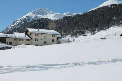 Maison de vacances luxeuse à Livigno, Italie près des pistes