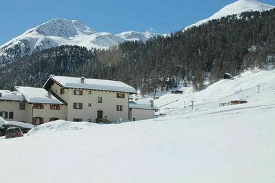 Maison de vacances calme à Livigno en Italie près des pistes