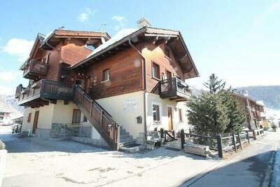 Maison de vacances fabuleuse à Livigno près des télésièges